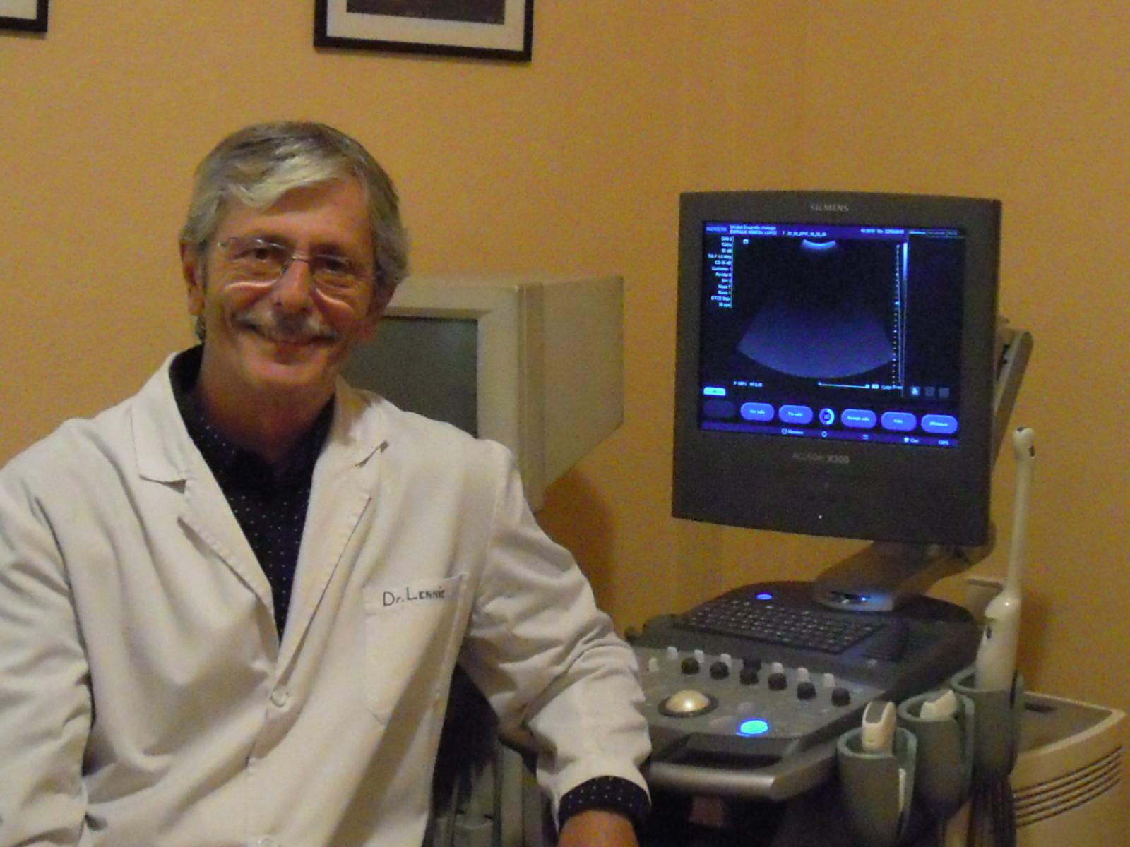 Dr. Alberto Lennie Zuccarino